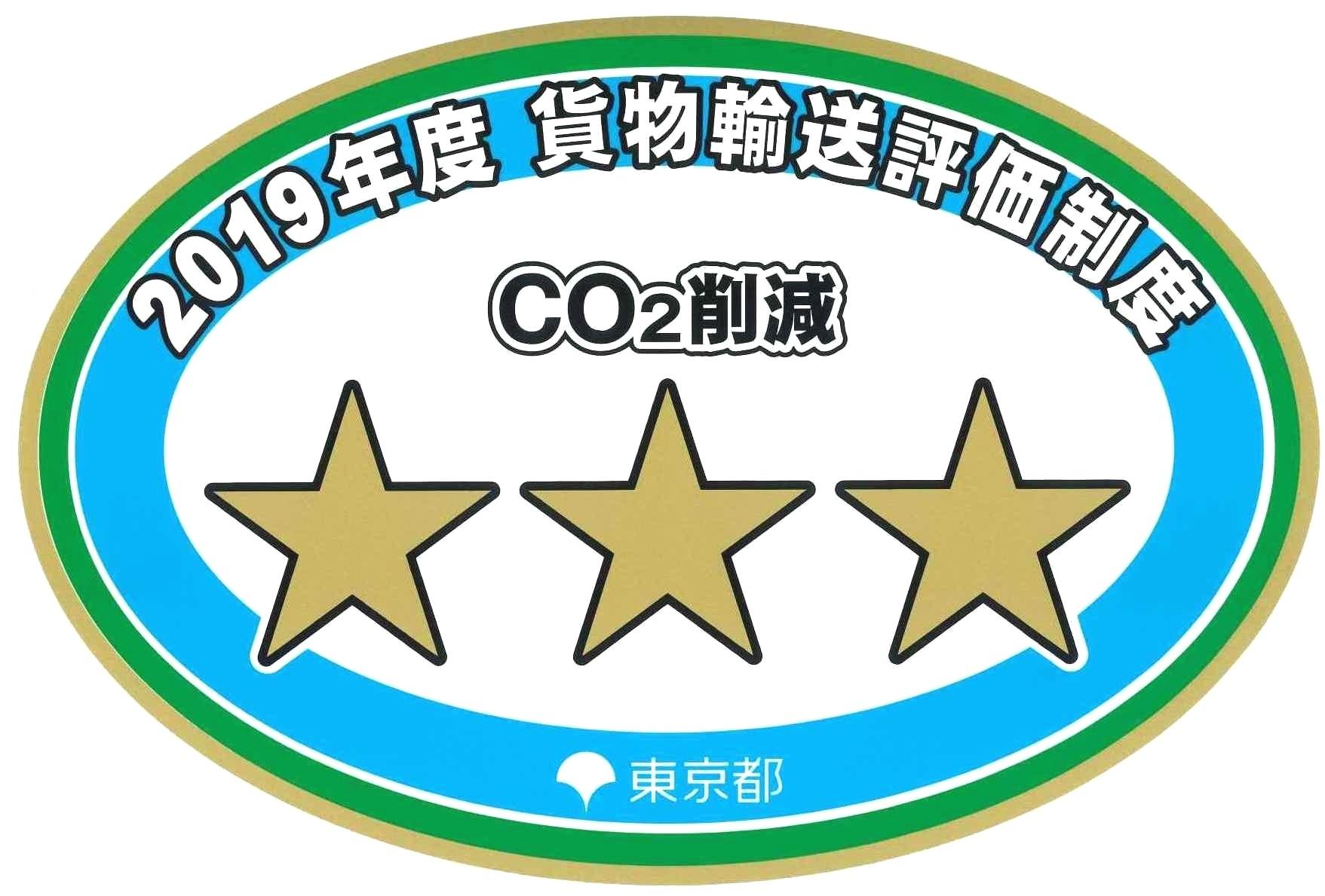 2017年度 貨物輸送評価制度 ★★★